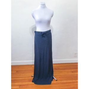 Banana Republic Jersey Maxi Skirt - Size Medium